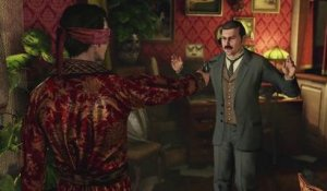 Sherlock Holmes : Crimes and Punishments - Gameplay PS3 / PS4