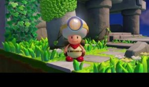 Captain Toad : Treasure Tracker - Introduction Trailer