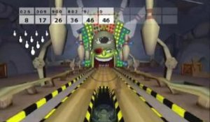 Crash Tag Team Racing - Bowling time !