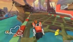 Crash Tag Team Racing - Crash contre le chrono