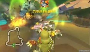 Crash Tag Team Racing - Explosions à la germanique