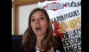 Julie Zenatti : Les Amis Interview Exclu sur Orange Vidéos
