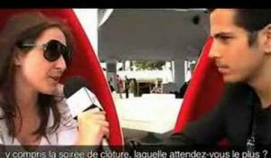 Glamour TV Cannes 2008 : 8e jour
