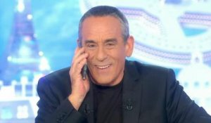 Thierry Ardisson insulte JoeyStarr - ZAPPING PEOPLE DU 07/04/2015