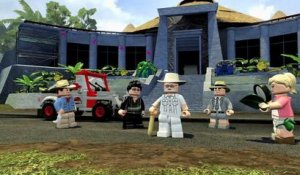LEGO Jurassic World - Trailer officiel