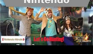 Nintendo Minute – Let's Go Hunting!