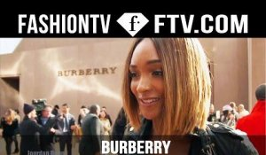 Burberry Fall/Winter 2015 | London Fashion Week | FashionTV