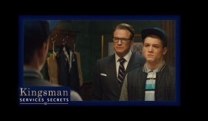 Kingsman : Services Secrets - Extrait Devenir un Kingsman [Officiel] VF HD