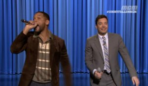 Will Smith se remet au rap - ZAPPING PEOPLE DU 10/03/2015