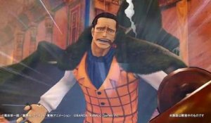 One Piece Pirate Warriors 3 - Gameplay Crocodile
