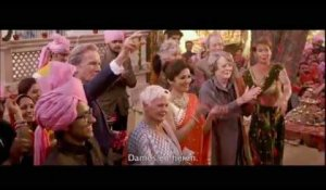 SECOND BEST EXOTIC MARIGOLD HOTEL l Trailer Let Go - nu - NL [HD]