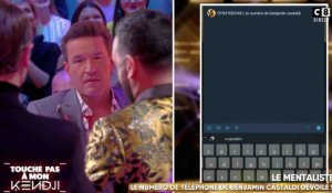 Benjamin Castaldi furieux contre Cyril Hanouna - ZAPPING PEOPLE DU 20/02/2019