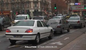 Pollution : le pari grenoblois