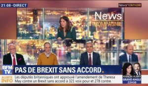 Pas de Brexit sans accord