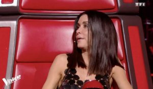 Jenifer en larmes après la prestation d'un talent (The Voice) - ZAPPING PEOPLE DU 18/03/2019