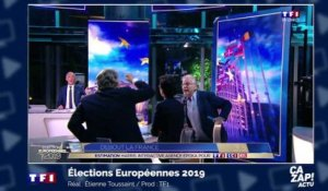 Daniel Cohn-Bendit et Gilbert Collard s'insultent en direct