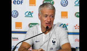 Deschamps : ''Le don de soi fait partie de l'ADN de la Bolivie''