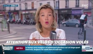 Dupin Quotidien : Attention aux vélos d'occasion volés ! - 15/08