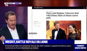 Megxit: battle royale en ligne - 13/01