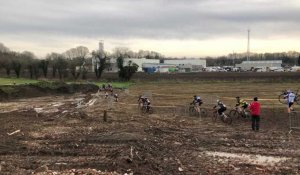Cyclo-cross dour 1
