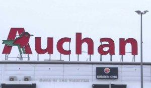 Boris Kechida Le Directeur De L Hypermarche D Auchan Nord Sur