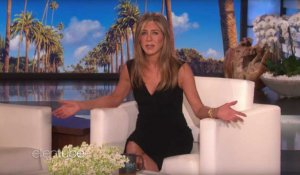 "Quand Jennifer Aniston effraie les fans de ""Friends"" !"