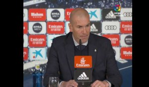 "20e j. - Zidane : ""On a su réagir"""