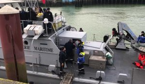 Douze migrants secourus au large du Cap Gris-Nez