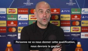"Quarts - Guardiola : ""Faire nos preuves"""