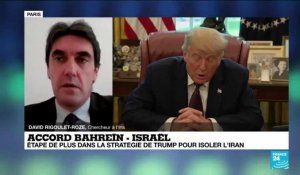 Accord Bahrein-Israel : normalisations des relations