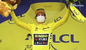 "Tour de France 2020 - Primoz Roglic : ""It's not everyday that you get the yellow jersey"""