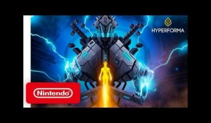 Hyperforma - Launch Trailer - Nintendo Switch