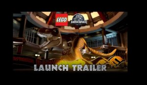 LEGO Jurassic World Launch Trailer - Nintendo Switch