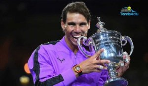"US Open 2019 - Rafael Nadal : ""It's unforgettable !"""