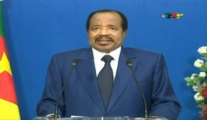 "Crise séparatiste au Cameroun: Biya ""convoque"" un ""grand dialogue national"""