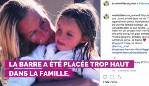 PHOTOS. Emma Smet fête ses 22 ans : Estelle Lefébure, Laura Smet, Darina Scotti-Vartan lui adressent de tendres messages