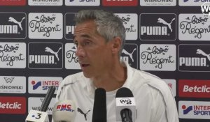 "Paulo Sousa : ""On doit faire attention avec Hwang Ui-Jo"""