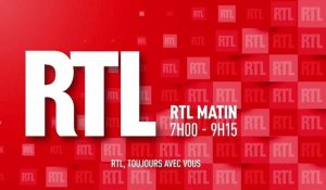 Le journal RTL de 9h du 18 octobre 2020