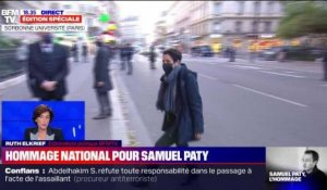 Story 8 : Hommage national à Samuel Paty - 21/10