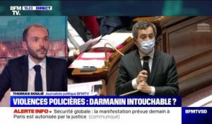 Violences policières: Darmanin intouchable ? - 27/11