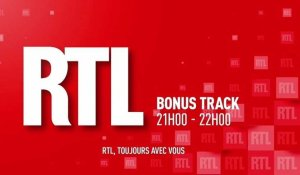Le journal RTL de 23h du 08 octobre 2020