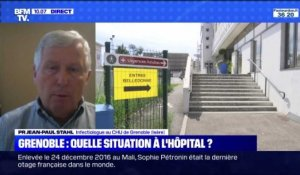 Grenoble : quelle situation à l'hôpital ? - 10/10