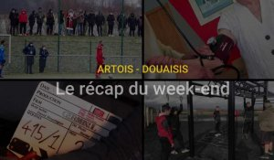 Récap du week-end Arras Lens Béthune Douai