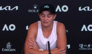 Open d'Australie 2021 - Ashleigh Barty