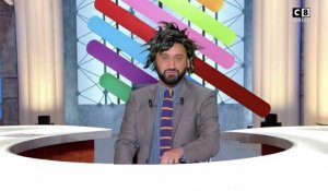 Quand Cyril Hanouna parodie Quotidien (TPMP) - ZAPPING PEOPLE DU 02/04/2019