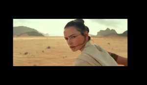 The Rise of Skywalker: Star Wars IX a sa première bande-annonce