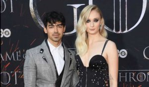 La star de «Game of Thrones» Sophie Turner et Joe Jonas se sont mariés à Las Vegas