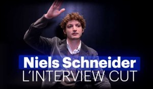 Niels Schneider, l'Interview Cut