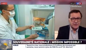 La Chronique éco : Souveraineté nationale, mission impossible ?