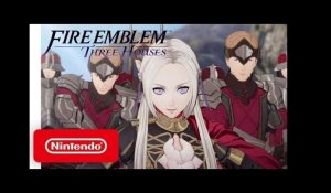 Fire Emblem: Three Houses - Available 7/26 - Nintendo Switch